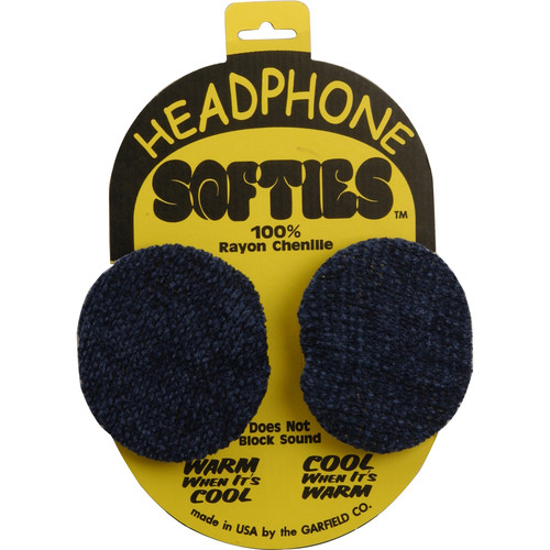 Garfield Headphone Softie Earpad Covers (Blue, Pair)