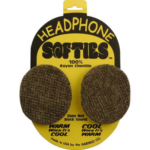 Garfield Headphone Softie Earpad Covers (Green, Pair)