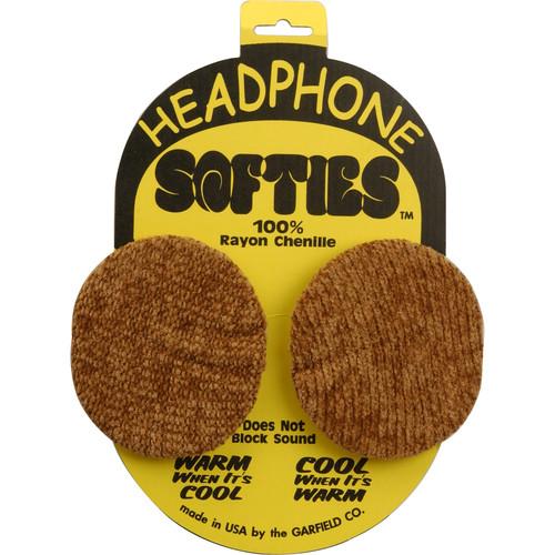 Garfield Headphone Softie Earpad Covers (Gold, Pair)