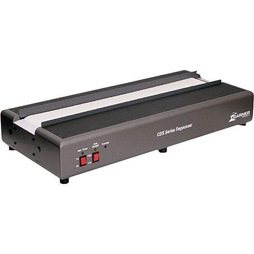 Garner Professional Degausser - Conveyor Type (CDS-2500AX, 110-125 VAC, 60 Hz)