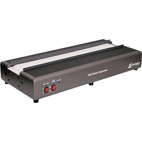 Garner Professional Degausser - Conveyor Type (CDS-2500A, 110-125 VAC, 60 Hz)