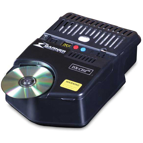 Garner DX-CD2 CD & DVD Destroyer