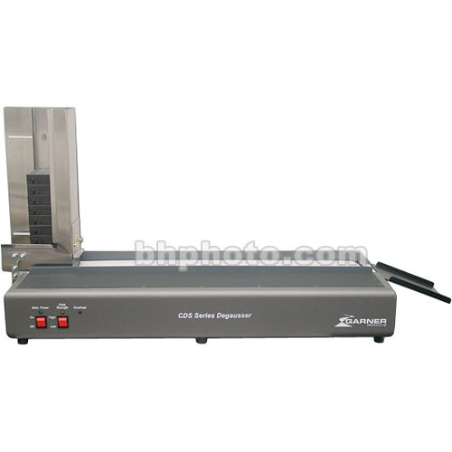 Garner Feed Hopper for CDS-1500, 2500A and 4516 Degaussers
