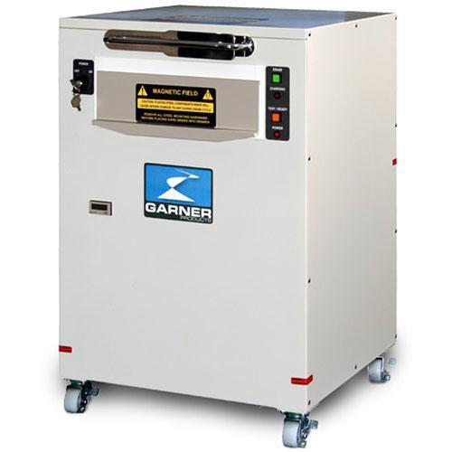 Garner HDTD-8800 Large Format Hard Drive Eraser and Tape Degausser 110-120VAC (50/60Hz)