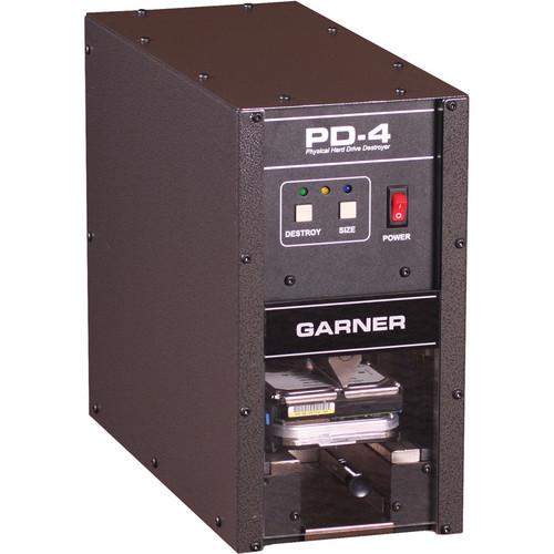 Garner PD-4 Physical Hard Drive Destroyer