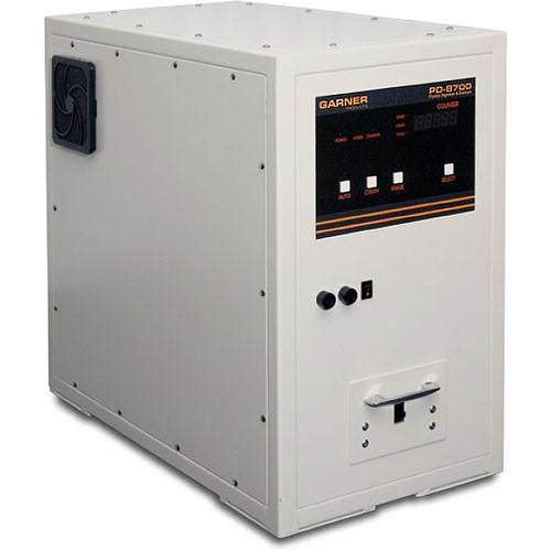 Garner PD-8700H Hard Drive Degausser and Physical Hard Drive Destroyer