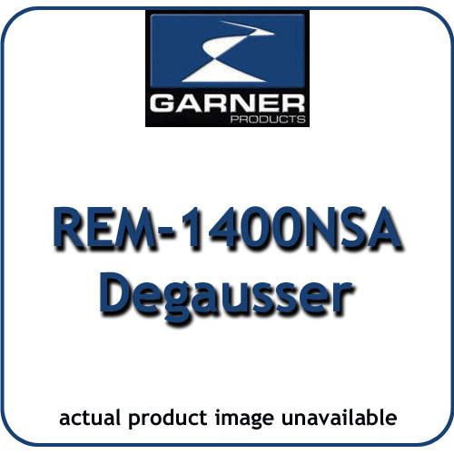Garner REM-1400NSA Degausser (208-240VAC, 50/60 Hz)