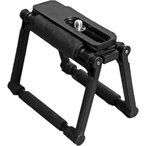 Gary Fong Flip Cage Tabletop Tripod for Compact Cameras (Midnight Black)