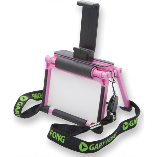 Gary Fong Flip-Cage with Tripod Adapter for iPhone 3GS (Pink)