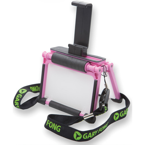 Gary Fong Flip-Cage with Tripod Adapter for iPhone 4/4S (Pink)