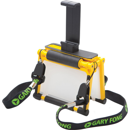 Gary Fong Flip-Cage with Tripod Adapter for iPhone 3GS (Yellow)
