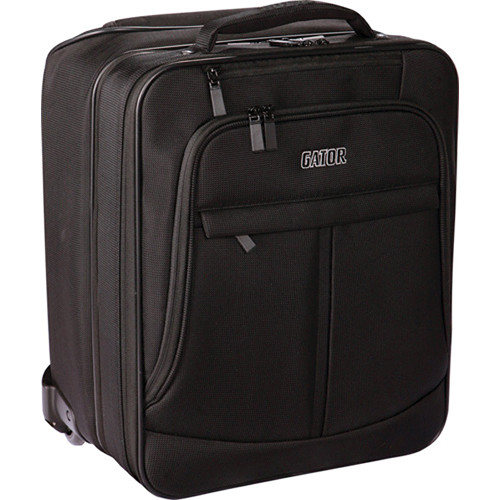 Gator Laptop / Projector Bag with Wheels / Handle