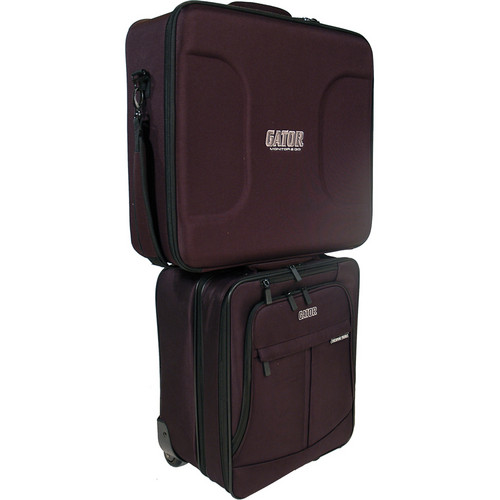 Gator Cases Office 2 Go Laptop/Projector and LCD Monitor Combo