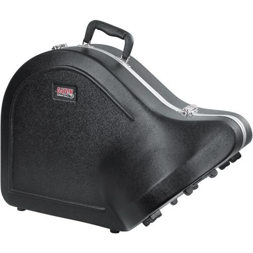 Gator Cases GC-FRENCH HORN Deluxe Molded Case for French Horn (Black)