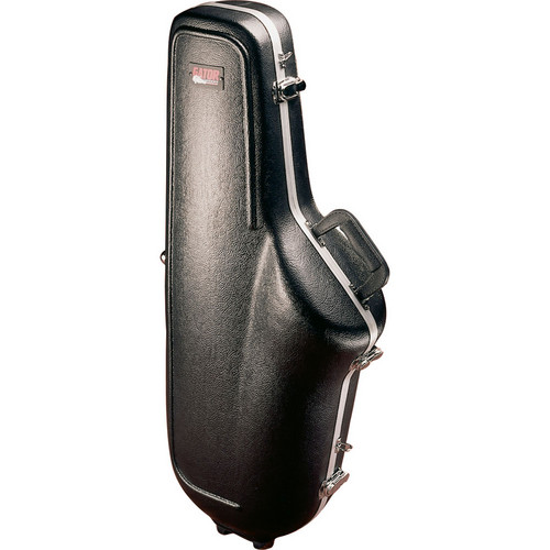 Gator GC-TENOR SAX Deluxe Molded Case for Tenor Sax (Black)