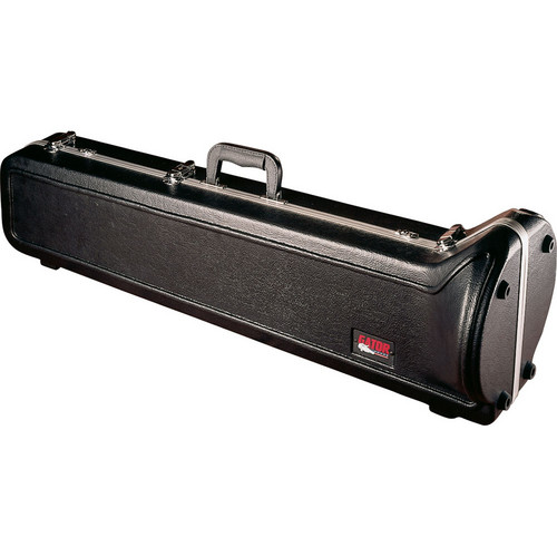Gator Cases GC-TROMBONE Deluxe Molded Case for Trombone (Black)