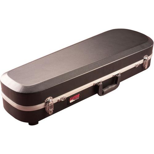 Gator Cases GC-VIOLIN 4/4 Deluxe Molded Case for Full-Size Violin (Black)