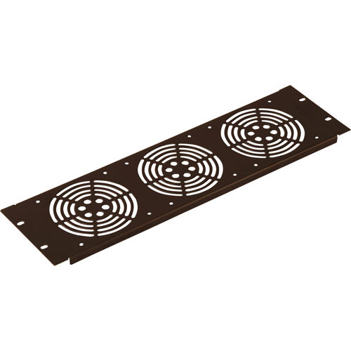 Gator Cases GE-FANPNL3-110V Fan Panel