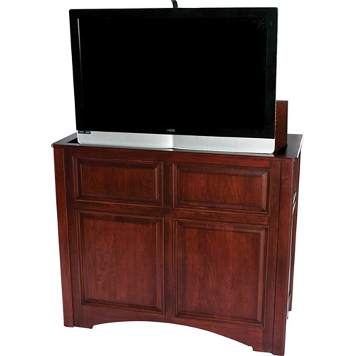 Gator Cases Chairman Series Boardroom Lift Display (Walnut)