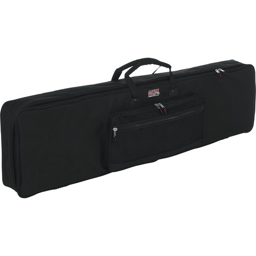 Gator Cases Gig Bag For Slim, Extra Long 88 Note Keyboard