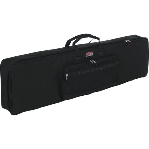 Gator Cases Gig Bag For Slim, Extra Long 88 Note Keyboard