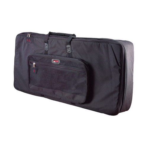 Gator Cases GKB-88 XL 88 Note Keyboard Gig Bag; Extra Long Design (Black)