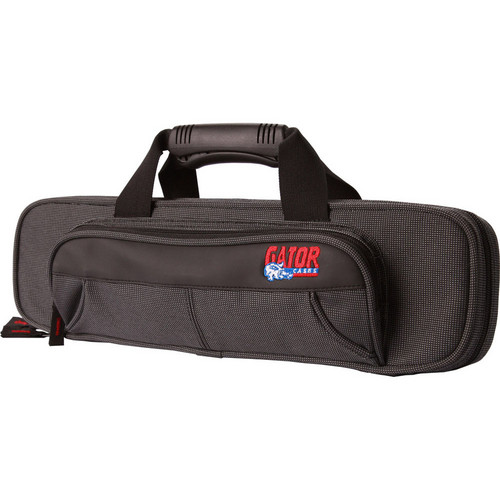 Gator Cases GL-FLUTE Rigid EPS Foam Lightweight Case for Flute (Black)