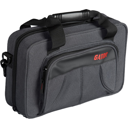 Gator Cases GL-OBOE-A Rigid EPS Foam Lightweight Case for Oboe (Black)
