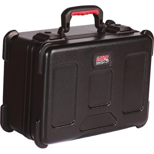 Gator Cases GM-15-TSA ATA Molded Wired Mic Case