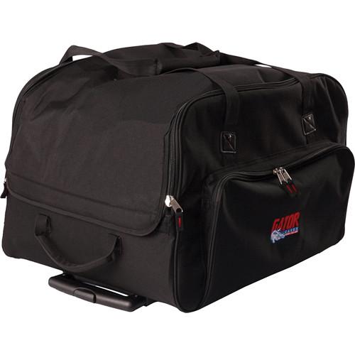 """Gator Cases Rolling Speaker Bag for Small Format 12"""" Speakers"""
