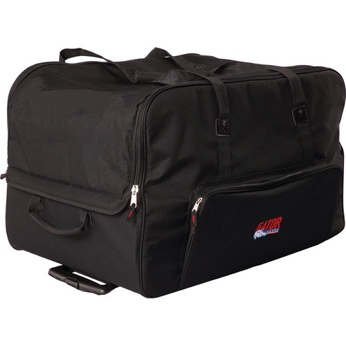 "Gator Cases Rolling Speaker Bag for Most 15"" Speakers"