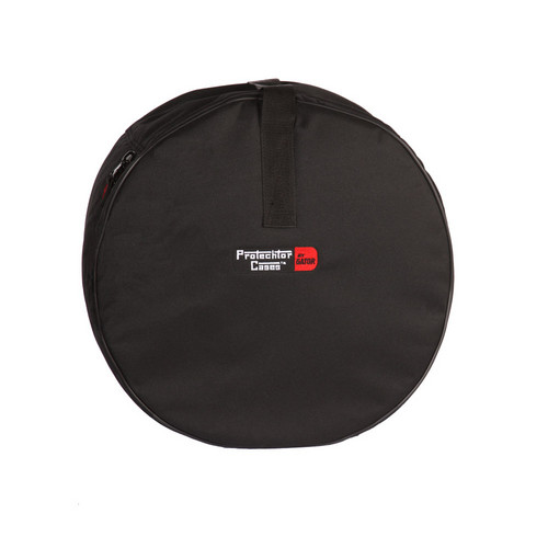 "Gator Cases GP-1305.5B Standard Series Padded Snare Drum Protechtor Bag (13 x 5.5"", Black)"