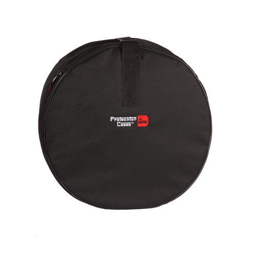 "Gator Cases GP-1405.5B Standard Series Padded Snare Drum Protechtor Bag (14 x 5.5"", Black)"