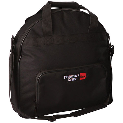 """Gator Cases GP-14-PC Percussion Controller Protechtor Bag for Round Controllers (14"""" Diameter, Black)"""