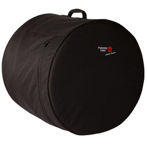 "Gator Cases GP-ARTIST-2418BD Artist Series Bass Drum Protechtor Bag (24 x 18"", Black)"