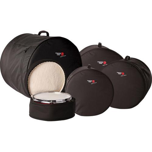 Gator Cases GP-ART-STD 5-Piece Artist Series Drum Set Protechtor Bags (Black)