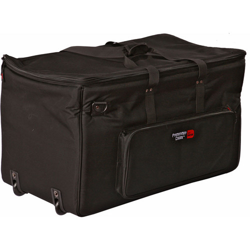 Gator Cases GP-EKIT2816-BW Small Electronic Drum Kit Bag with Wheels
