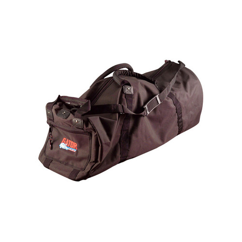 "Gator Cases GP-HDWE-1436W Drum Hardware Protechtor Bag with Wheels (14 x 36"", Black)"
