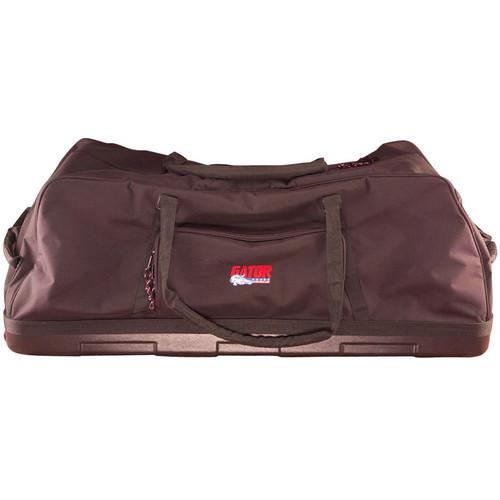 "Gator Cases GP-HDWE-1846-PE Drum Hardware Protechtor Bag with Wheels (18 x 46"", Black)"