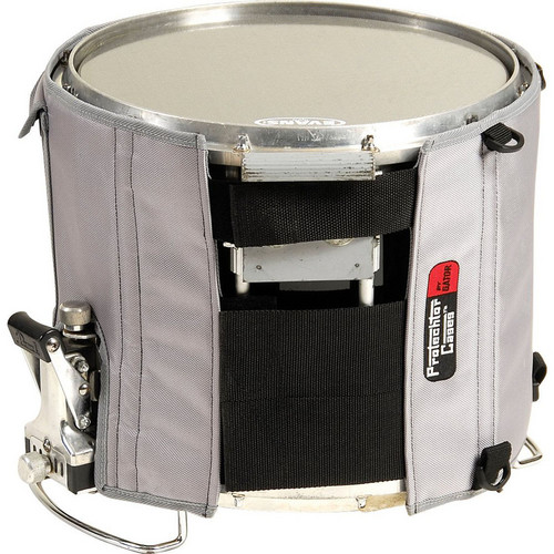 "Gator Cases GP-MDC-1214 Snare Drum Protechtor Cover (12 x 14"", White)"