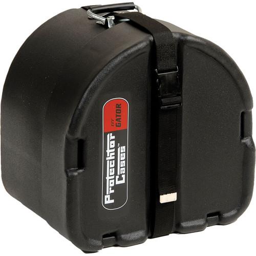 """Gator Cases GP-PC1209 Classic Protechtor Tom Drum Case (12 x 9"""", Black)"""