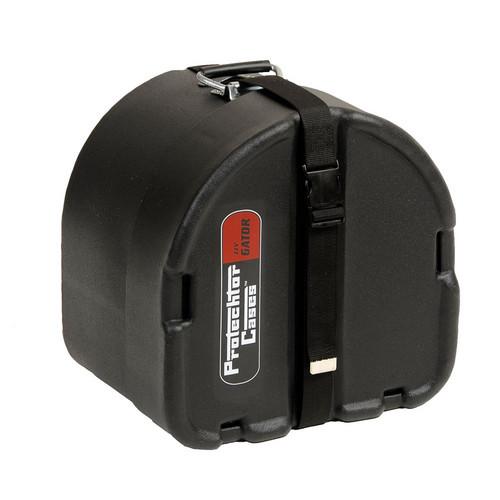 """Gator Cases GP-PC1311 Classic Protechtor Tom Drum Case (13 x 11"""", Black)"""