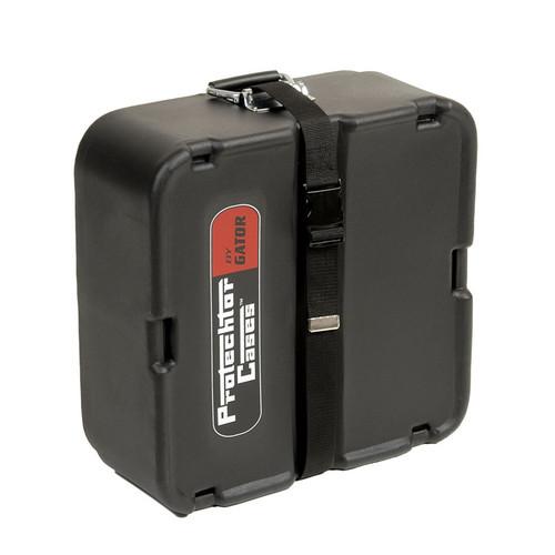 "Gator Cases GP-PC1406.5SD Classic Snare Drum Protechtor Case (14 x 6.5"", Black)"
