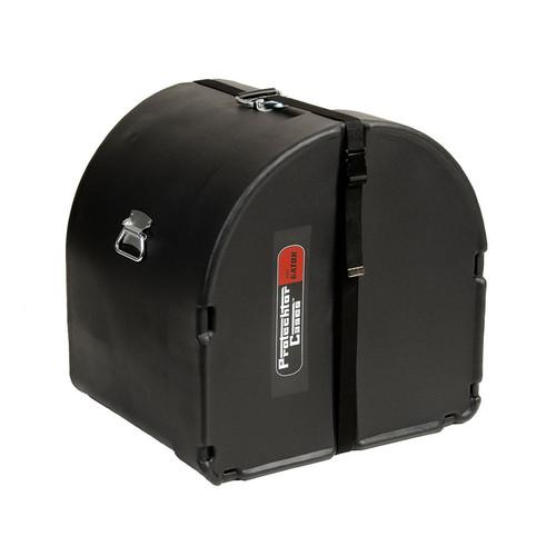 "Gator GP-PC2416BD Classic Bass Drum Protechtor Case for a 24 x 16"" Drum (Black)"