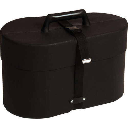 "Gator Cases GP-PC307D Deluxe Bongo Drum Protechtor Case (20 x 14 x 20"", Black)"