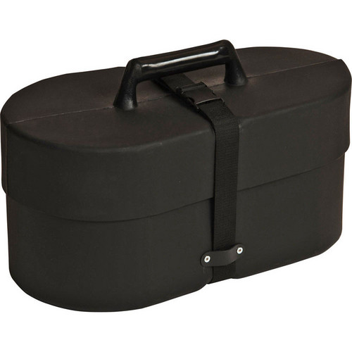 "Gator Cases GP-PC307 Bongo Drum Protechtor Case (20 x 14 x 20"", Black)"