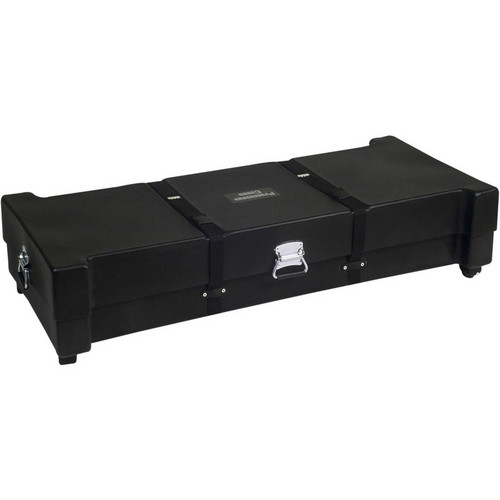 "Gator Cases GP-PC311 Protechtor Drum Rack Case (10 x 52 x 18"", Black)"