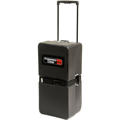 "Gator Cases GP-PC314 Accessory Protechtor Case; Mini Compact (12 x 10 x 25"", Black)"