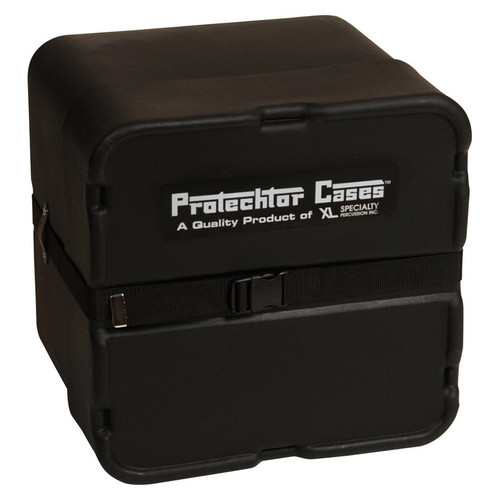 "Gator Cases GP-PC317 Timbales Case with Divider (17 x 17 x 14.5"", Black)"