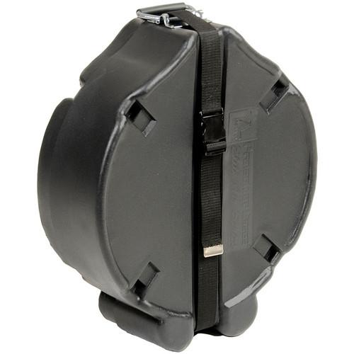 "Gator Cases GP-PE1406SD Snare Drum Protechtor Case; Elite Air Series (14 x 6"", Black)"